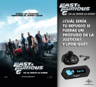'Fast and Furious 6' te regala un Manos libres Parrot para iPhone o iPod'