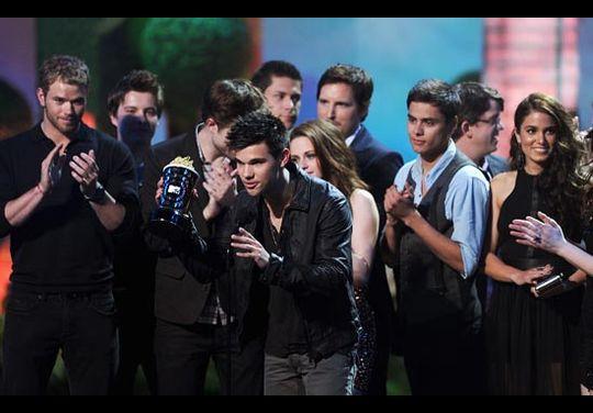Los momentos más destacados de los MTV Movie Awards 2011