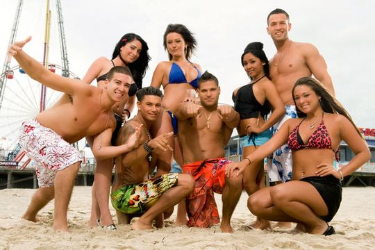 Jersey Shore Fotos