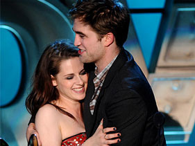 MTV MOVIE AWARDS 2011, EL AÑO DE ECLIPSE.