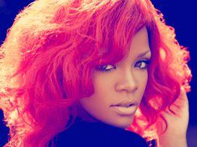 Rihanna, a punto de churrascarse en un concierto