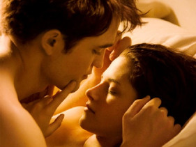 ROBERT & KRISTEN UNITE FOR 'TWILIGHT'