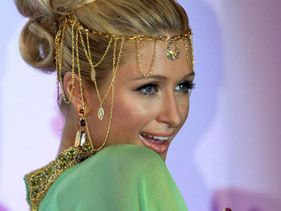 Paris Hilton Dubai